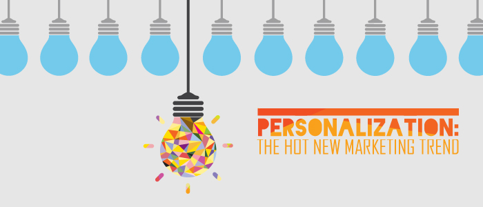 Personalization marketing strategies